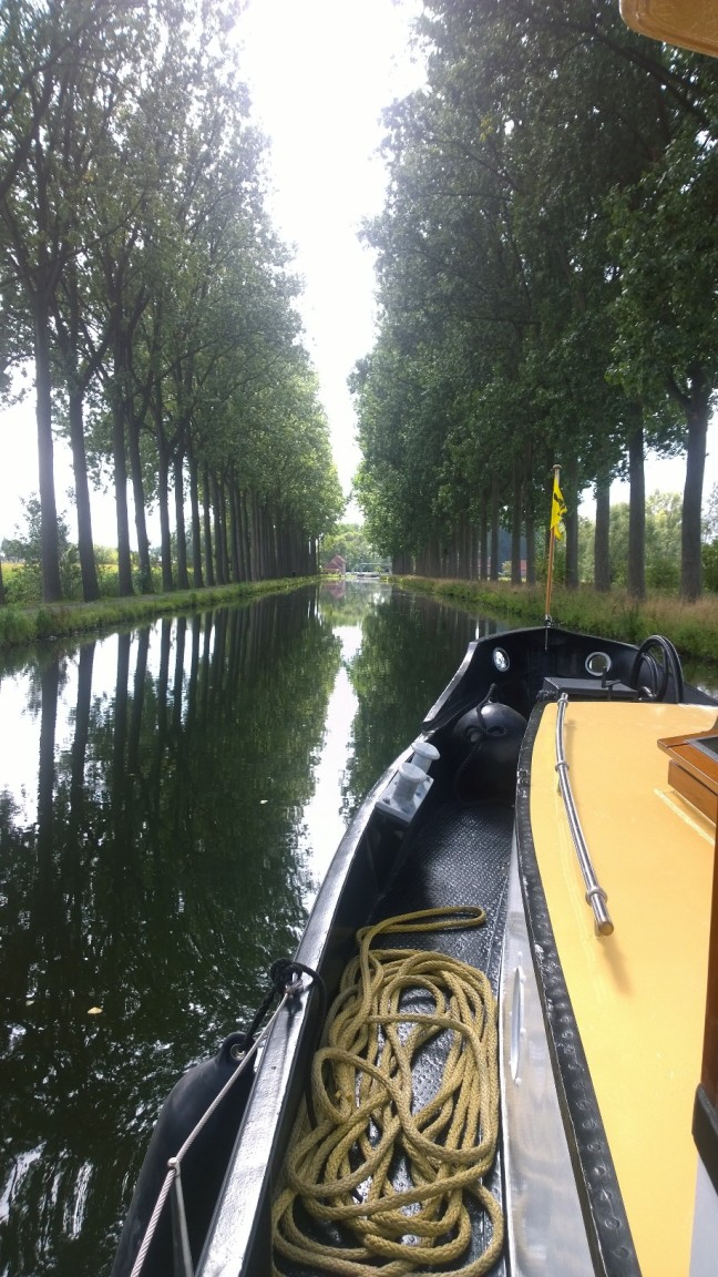 Spiere Canal