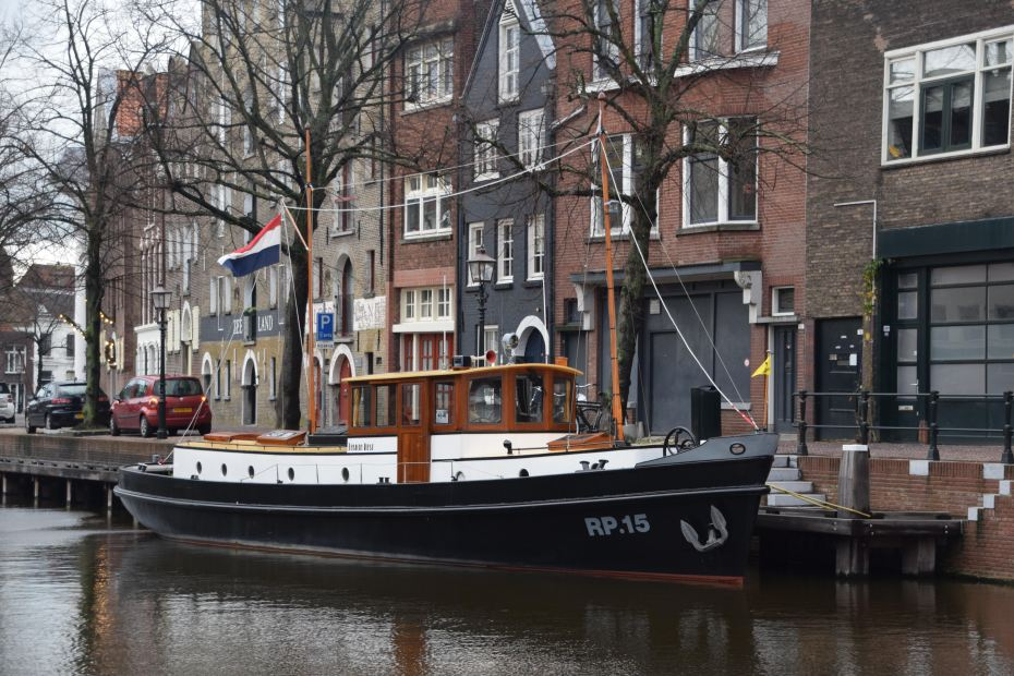 RP 15 in Schiedam