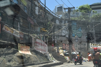 the favela, real world